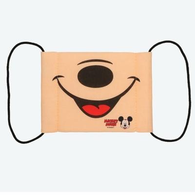 東京ディズニーリゾート  限定 ディズニー 通販 ミッキーマウス ガーゼ マスク ミッキー 子ども用
