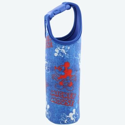 東京ディズニーリゾート ディズニー通販 ミッキーマウス ペットボトル カバー ホルダー ケース 無料ギフトラッピング TDR ディズニーランド ディズニーシー ミッキー 水筒 携帯ボトル おみやげ