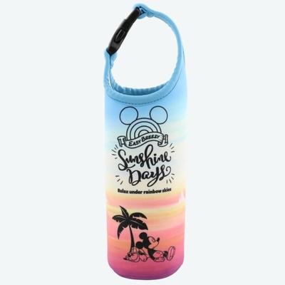 東京ディズニーリゾート ディズニー 通販 サンシャイン デイズ ミッキーマウス ペットボトル カバー ホルダー ケース 無料ギフトラッピング  ミッキー アウトドア 水筒 携帯ボトル おみやげ 土産