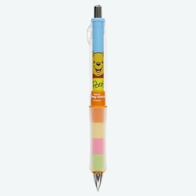 東京ディズニーリゾート ディズニー 通販 くまのプーさん ドクターグリップ CL プレイボーダー シャープペン 0.5mm 無料ギフトラッピング パイロット プーさん おみやげ お土産 プー