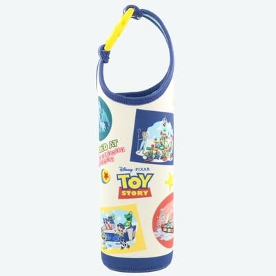 東京ディズニーリゾート ディズニー 通販 トイストーリー ミッキーマウス ペットボトル カバー ホルダー ケース 無料ギフトラッピング TDR ディズニーランド アウトドア 水筒 携帯ボトル おみやげ