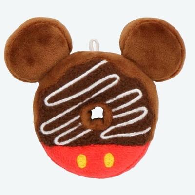 東京ディズニーリゾート ディズニー 通販 ミッキーマウス パークフード マグネット ドーナツ チョコレート 無料ギフトラッピング TDR ミッキー おみやげ お土産 ドーナッツ 強力マグネット