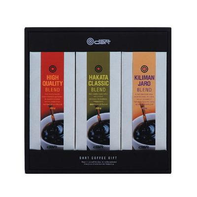 レギュラーコーヒーギフト 3個セット