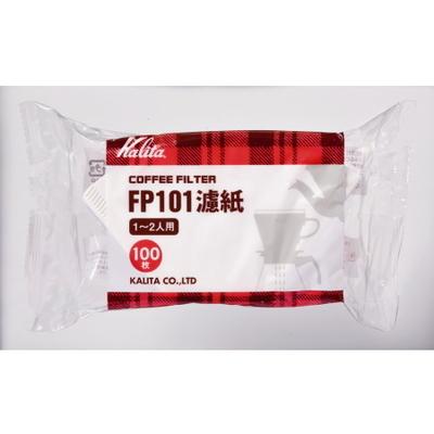 カリタ FPコーヒーフィルター ホワイト 100枚