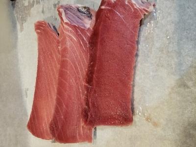 冷凍メバチマグロ(赤身)