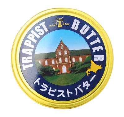 トラピストバター缶 200g