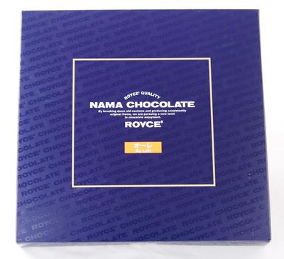 ロイズ生チョコレート(オーレ)