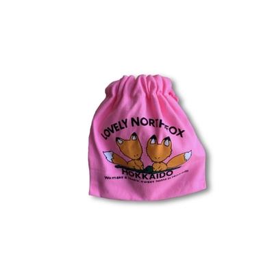 巾着バター飴 (ピンク)