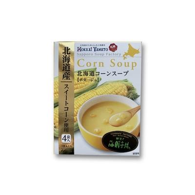 北海道コーンスープ(4食入)