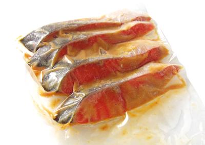 紅鮭西京漬け 4切入