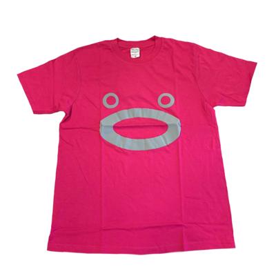ごっこTシャツ (ホットピンク)