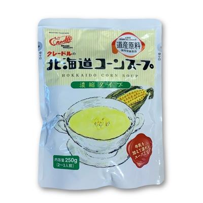 クレードル 北海道コーンスープ濃縮タイプ