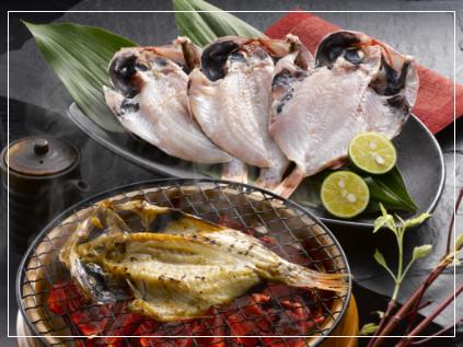 境港 大海食品の干物