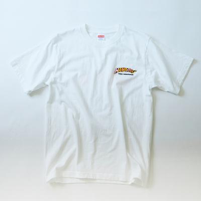 【ひらかたパーク限定】HANA×ひらかたパーク HANAPAA!Tシャツ(01ホワイト・02ブルー)