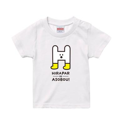 【PARK SiDE Studio】 kids Tシャツ T-K003 H(ホワイト)