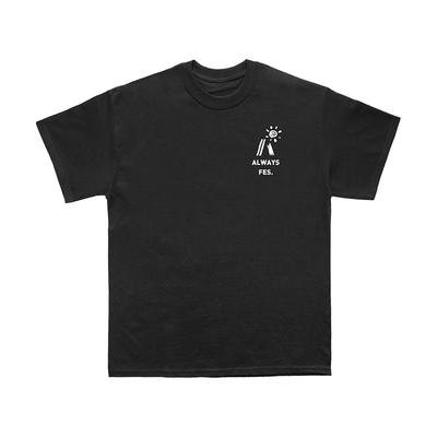 【PARK SiDE Studio】 Tシャツ T001フェス風