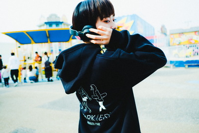"【PARK SiDE Studio】 パーカー P001 ""I'm PARK[ER]""(全2色)"