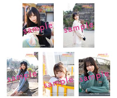 【NMB48】生写真ランダム5枚セット