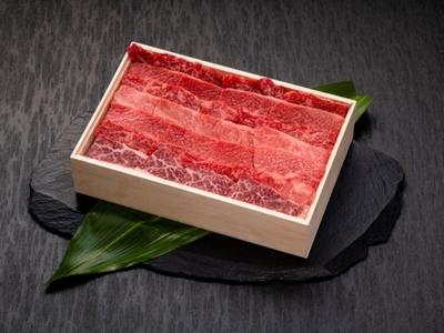 隠岐牛カルビ焼肉用(500g)