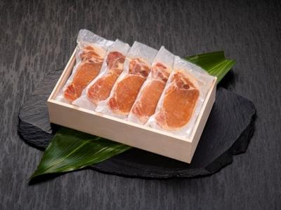 豚海藻麹みそ漬け(5枚)