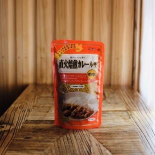 ムソーの直火焙煎カレールゥ・中辛 170g