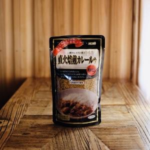 ムソーの直火焙煎カレールゥ・辛口 170g