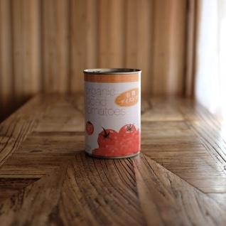 ムソー オーガニックダイストマト 400g