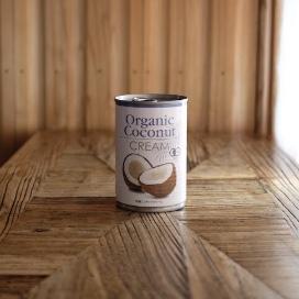 ムソー オーガニックココナッツクリーム 400ml