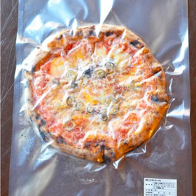 冷凍 窯焼きピッツァ ナポレターナ