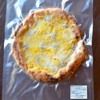冷凍 窯焼きピッツァ クワトロフォルマッジ
