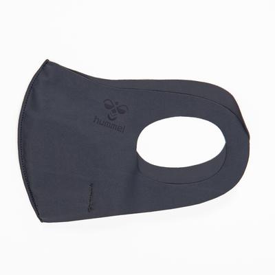 hummel スポラクマスク(ソフトタイプ) チャコール M