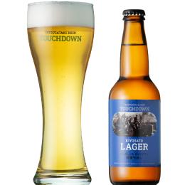 八ヶ岳ビール タッチダウン 清里ラガー