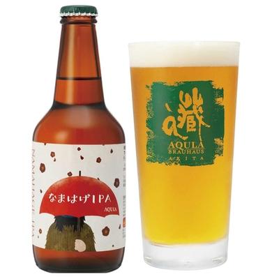 秋田あくらビール なまはげIPA