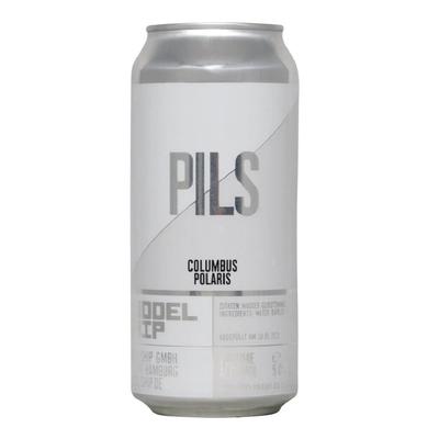 Buddelship Pils -Columbus & Polaris-