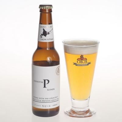 オホーツクビール オホーツクピルスナー