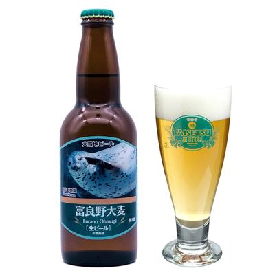大雪地ビール 富良野大麦