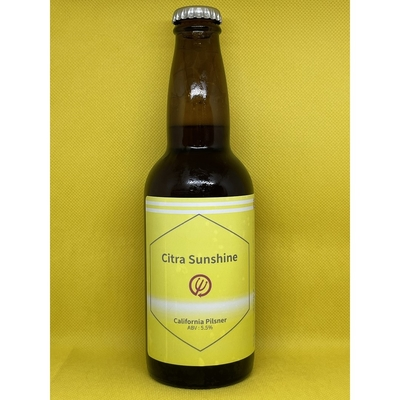 DevilCraft Brewery Citra Sunhine