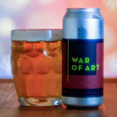 Stave and Nail War of Art