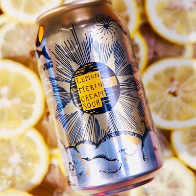 Sailors Grave Lemon Meringue Cream Sour