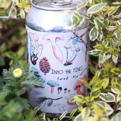 Sailors Grave Into the Pines Forest Ale