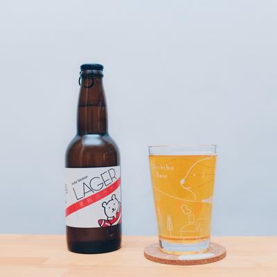 秩父麦酒醸造所 夏熊のラガー