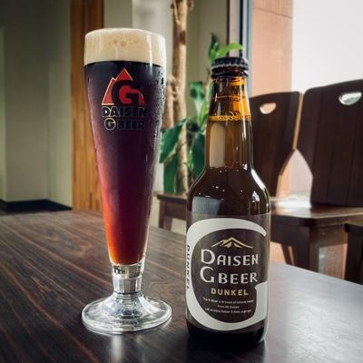 大山Gビール デュンケル