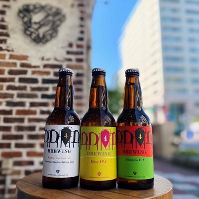DD4D BREWING 季節のビール6本セット