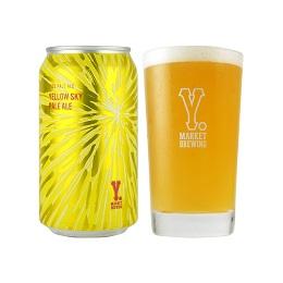 Y.MARKET BREWING Yellow Sky Pale Ale