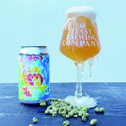 Far Yeast Brewing Far Yeast Hop Frontier -Juicy IPA‐
