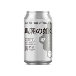 京都醸造 黒潮の如く