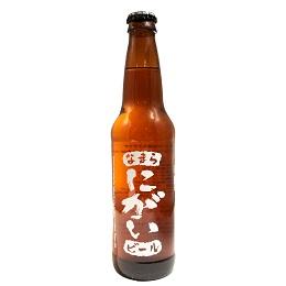 えぞ麦酒 なまらにがいビール