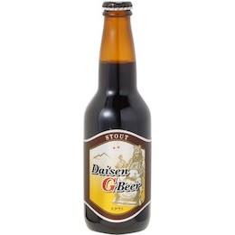 大山Gビール スタウト