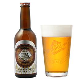 【限定醸造】南信州ビール IPA -KOMAGATAKE CASK FERMENTED-