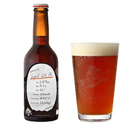 【限定醸造】南信州ビール Imperial Red Ale-岩井WCF-